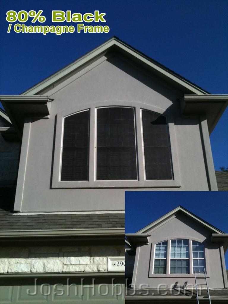 Leander TX Sun Shade Window Screens