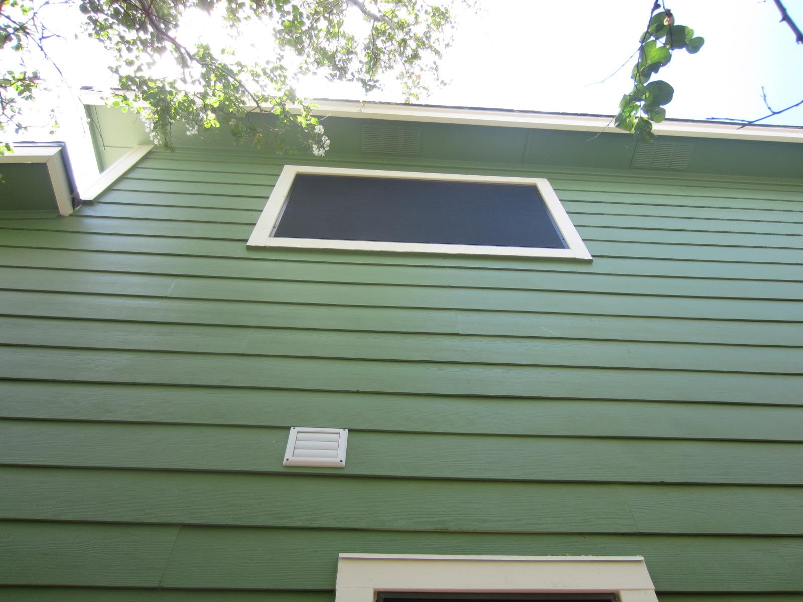 Austin Solar Window Screen installation for 15 windows